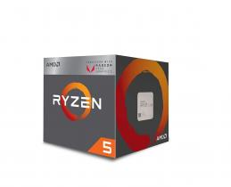 AMD Ryzen 5 2400G AM4 3,9GHz BOX