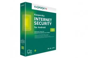 Kaspersky Internet Security for Android HUN 1 user Online Renewal